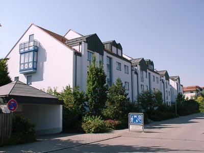 Wohnanlage in Ulm-Wiblingen