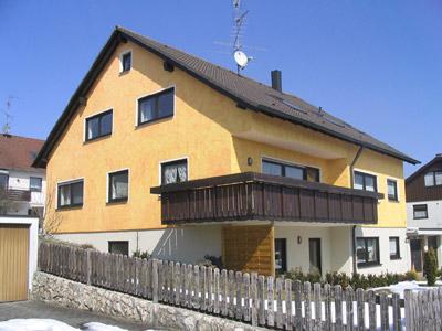 Fassadenanstrich mit Lasurtechnik