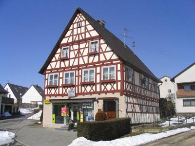 Renovierung Fachwerkhaus
