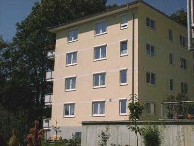 Mehrfamilienhaus Geislingen