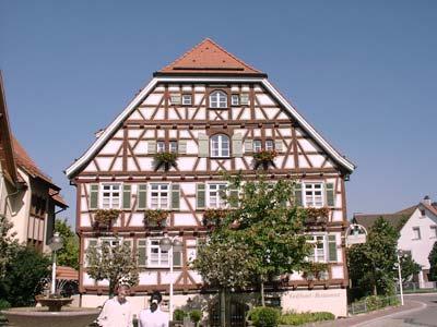 Altes Pfarrhaus in  Bad Überkingen