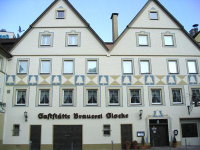 Gaststätte Brauerei Glöckle, Geislingen