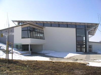 Sporthalle Nellingen